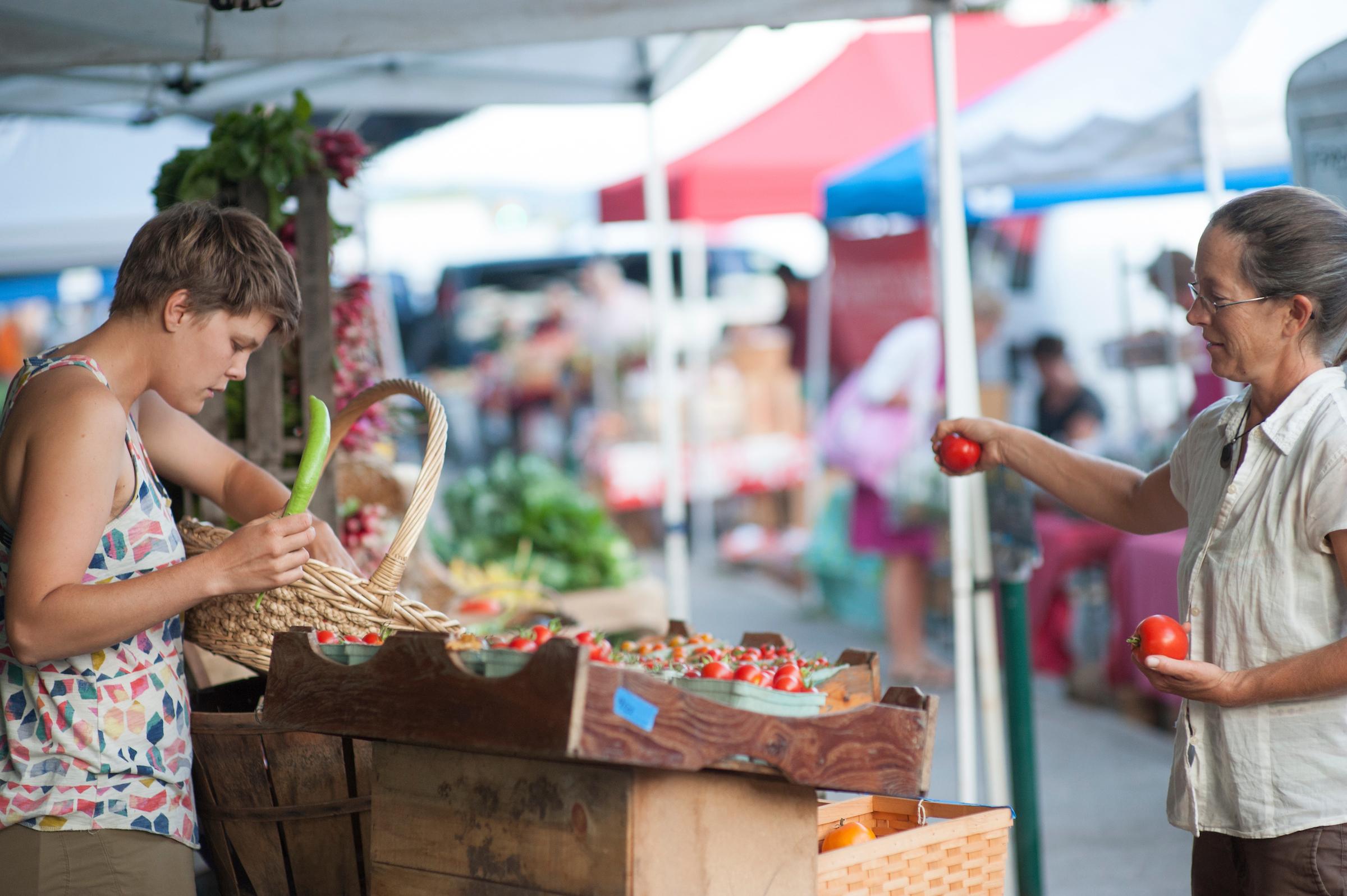 Sara Hardy Farmer's Market