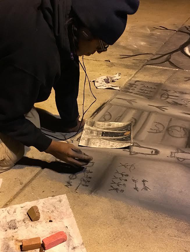 Travis Tubinaghtewa - in progress