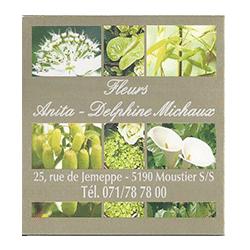 Fleurs Anita-Delphine Michaux