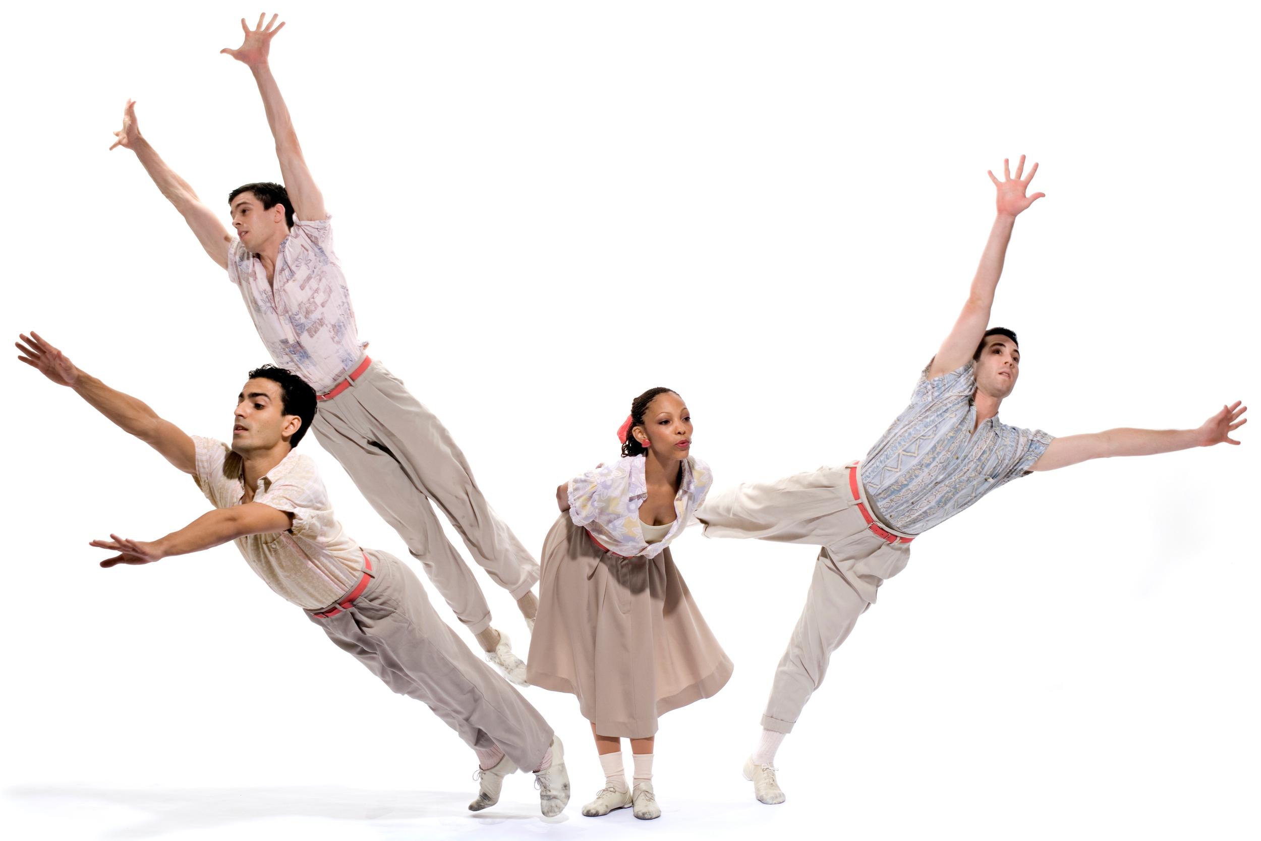 PAUL TAYLOR 2 DANCE CO.