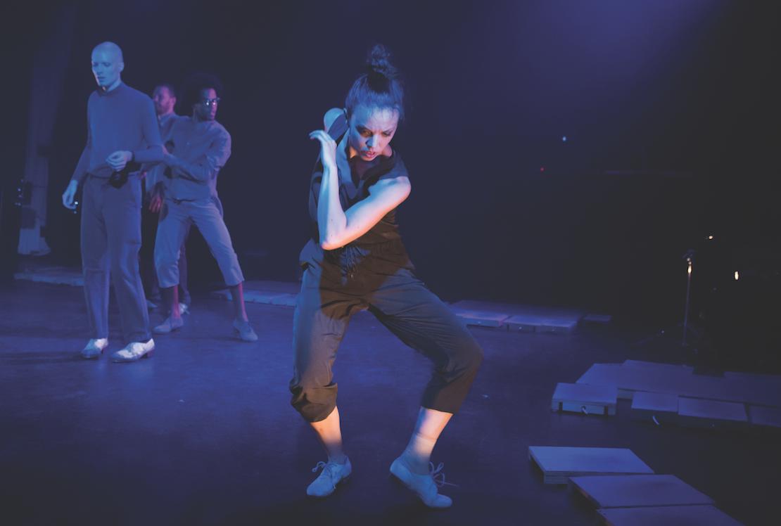 Dorrance dance photo by sally cohn