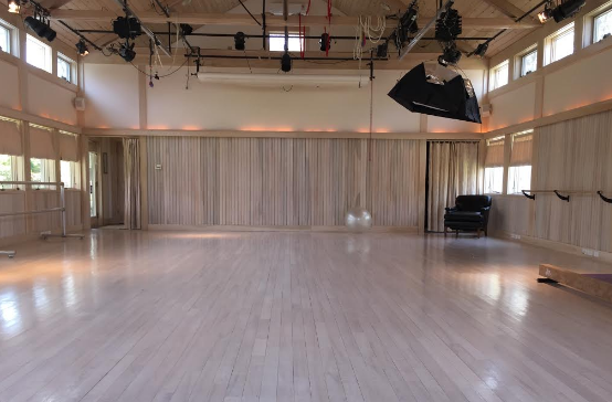 Private studio rental