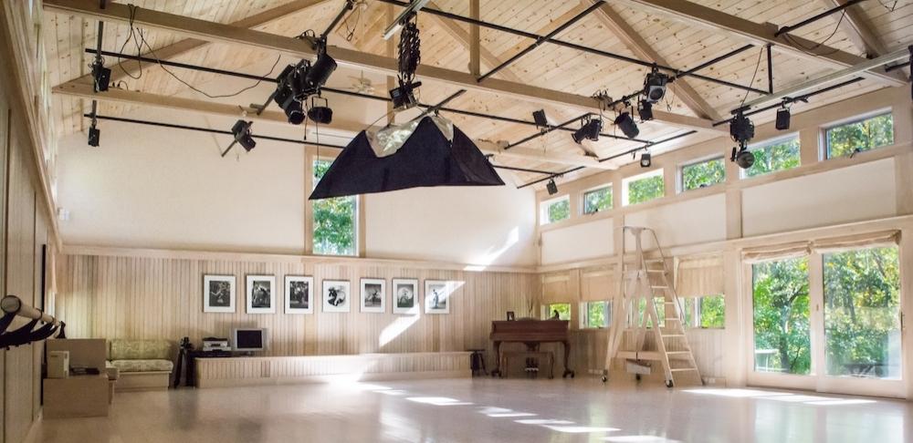 photo of The artist studio