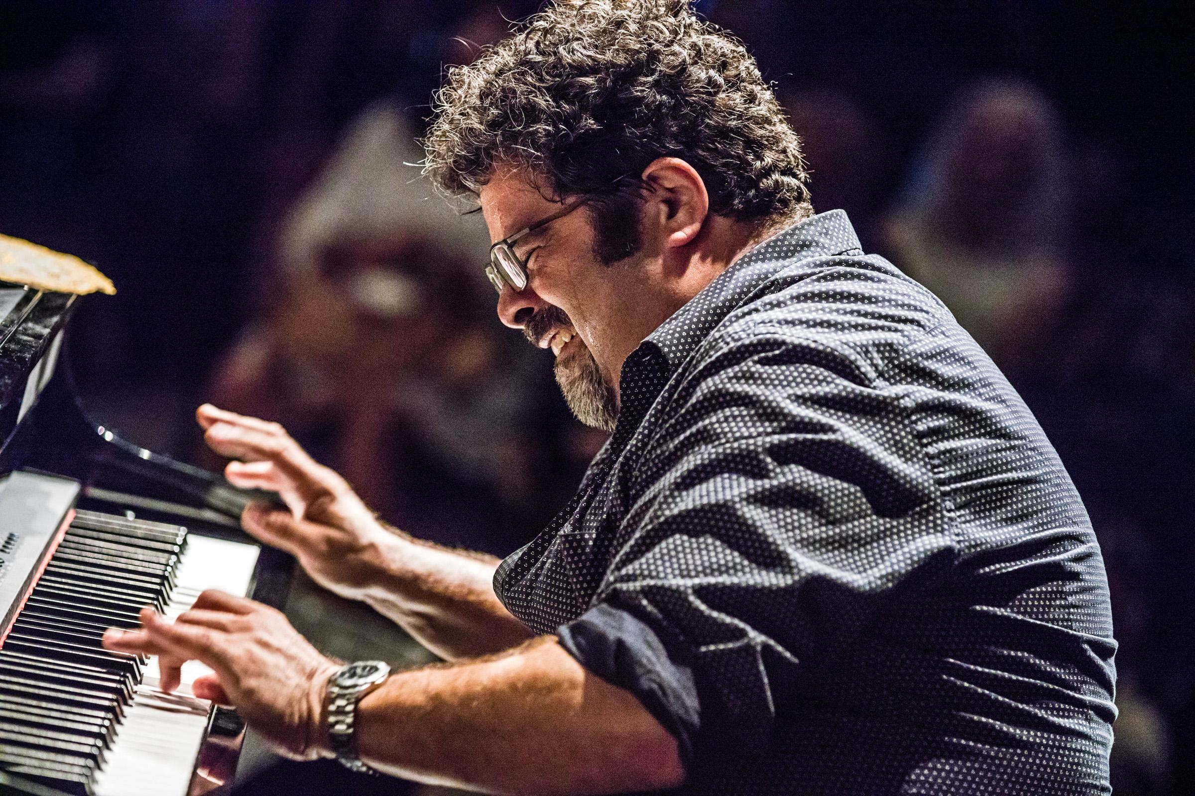Photo courtsey of Arturo O'Farrill and the Afro Latin Jazz Ensemble
