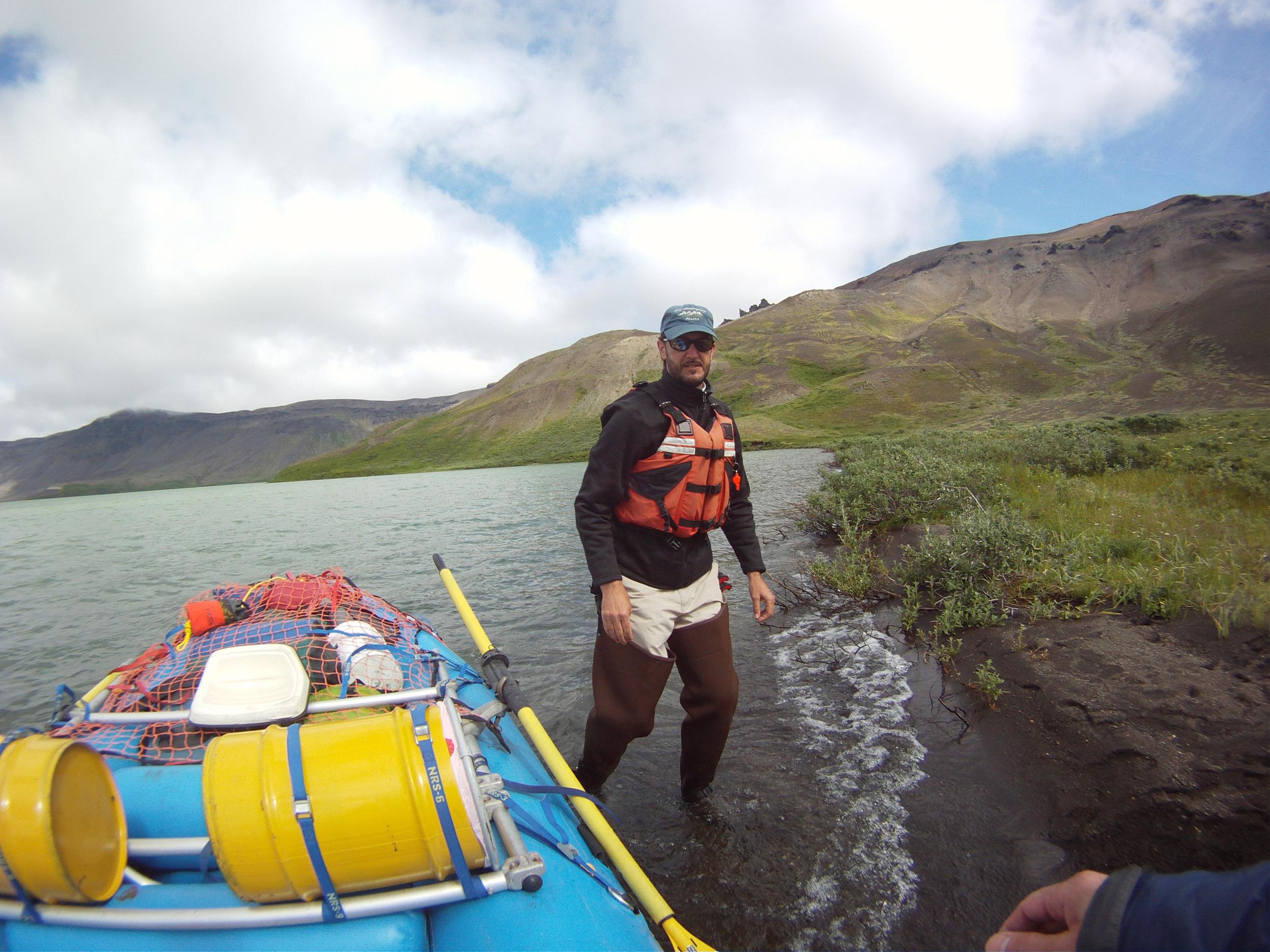 Surprise Lake waders