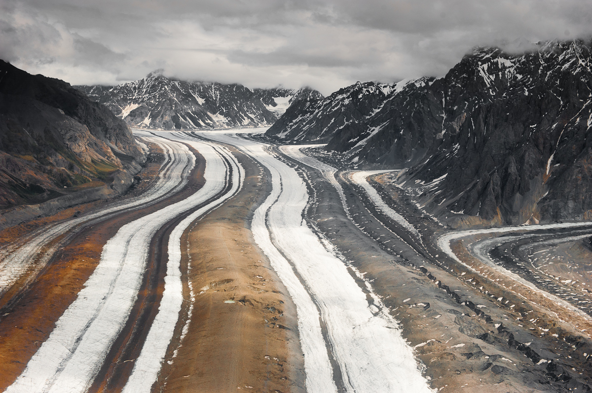 Barnard Glacier
