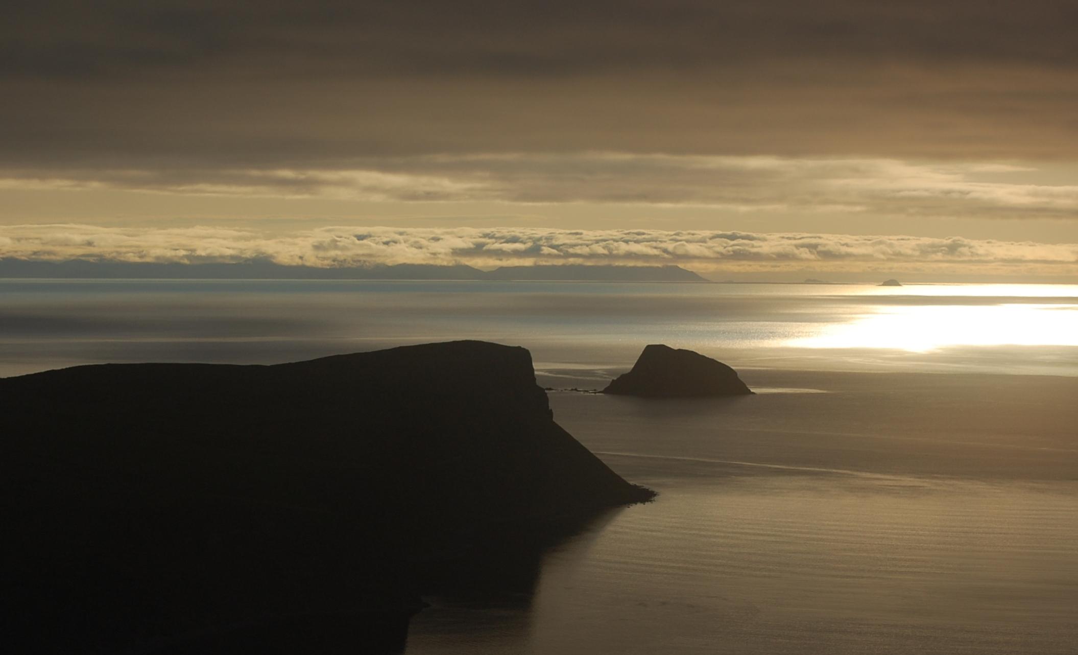 Alaska Peninsula Pacific Coast
