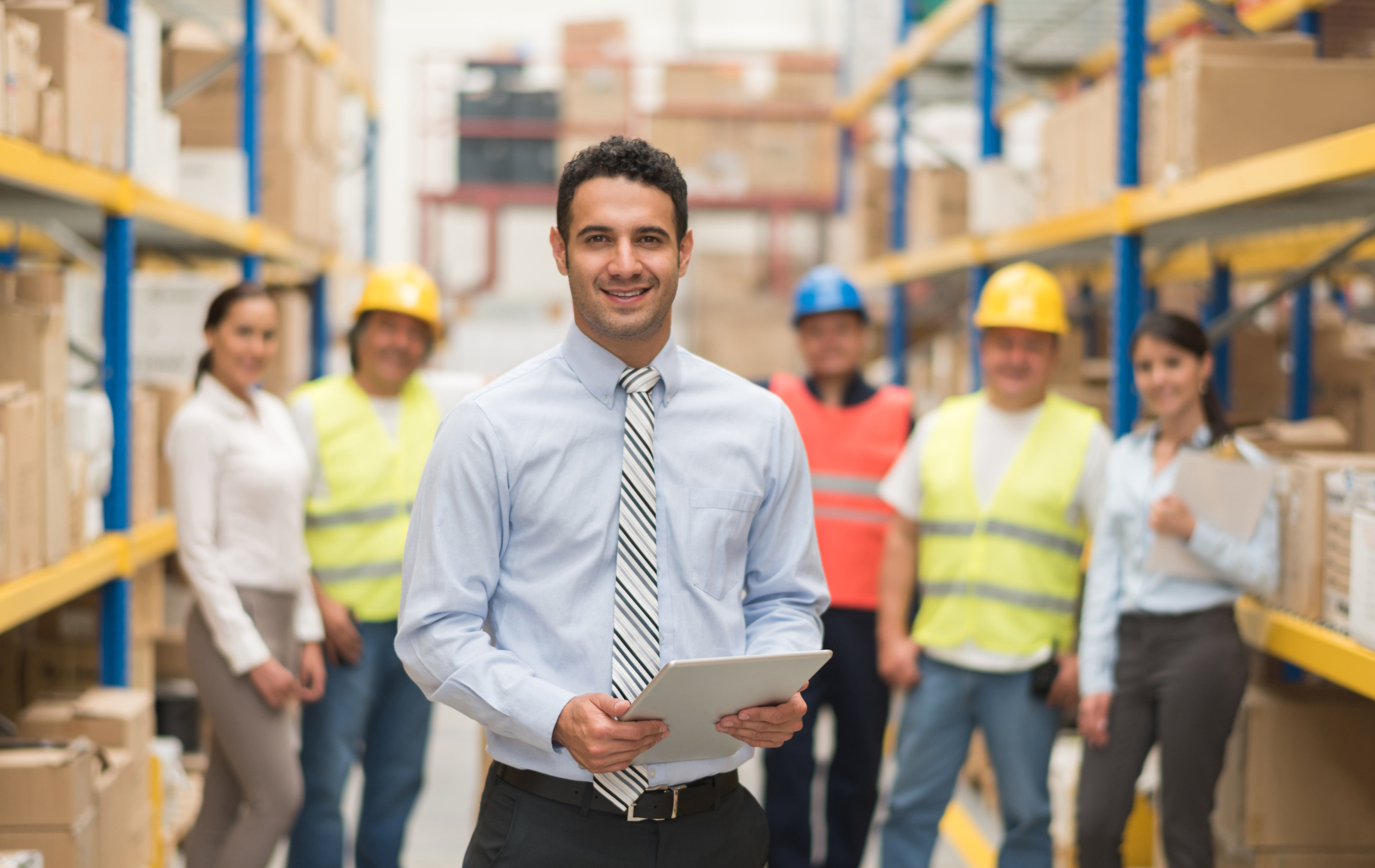 We have experience working with a variety of sectors and industries