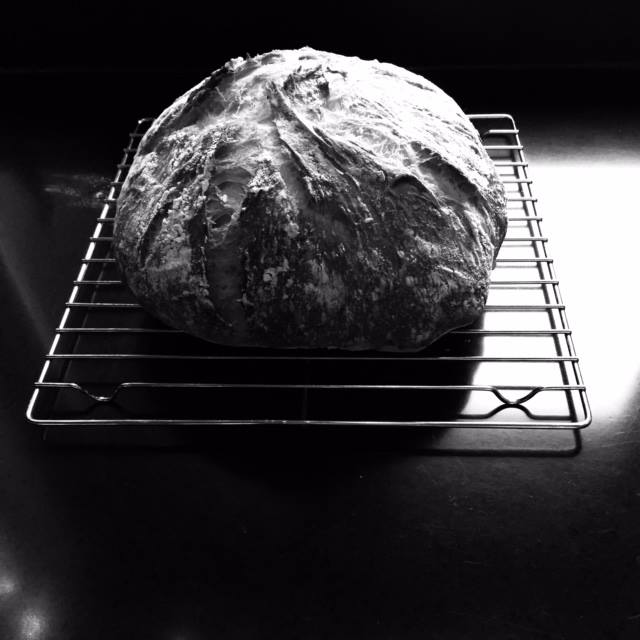 We LOVE to bake and Richard LOVES to bake bread.