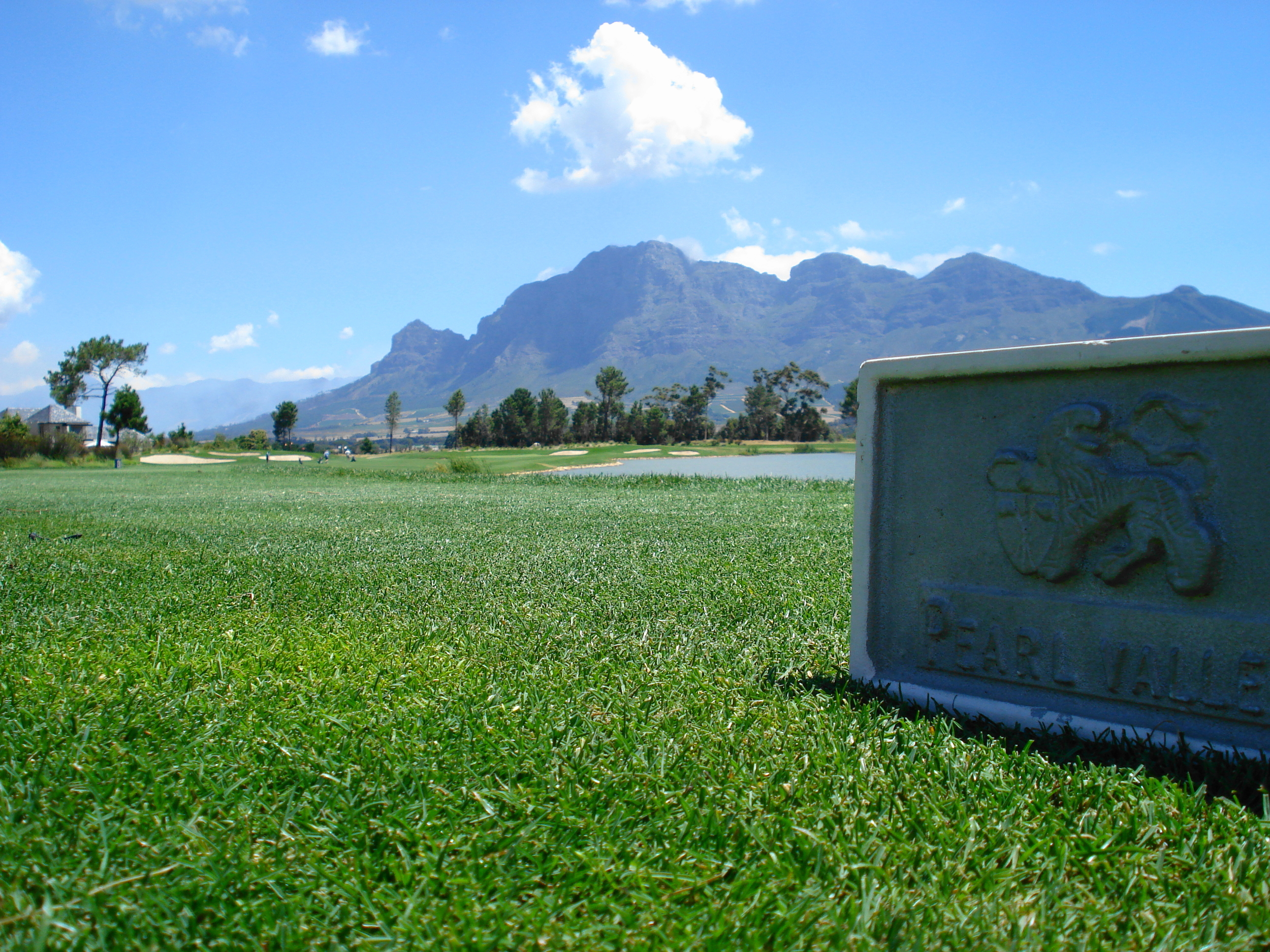 Golf at Pearl Valley Golf Club