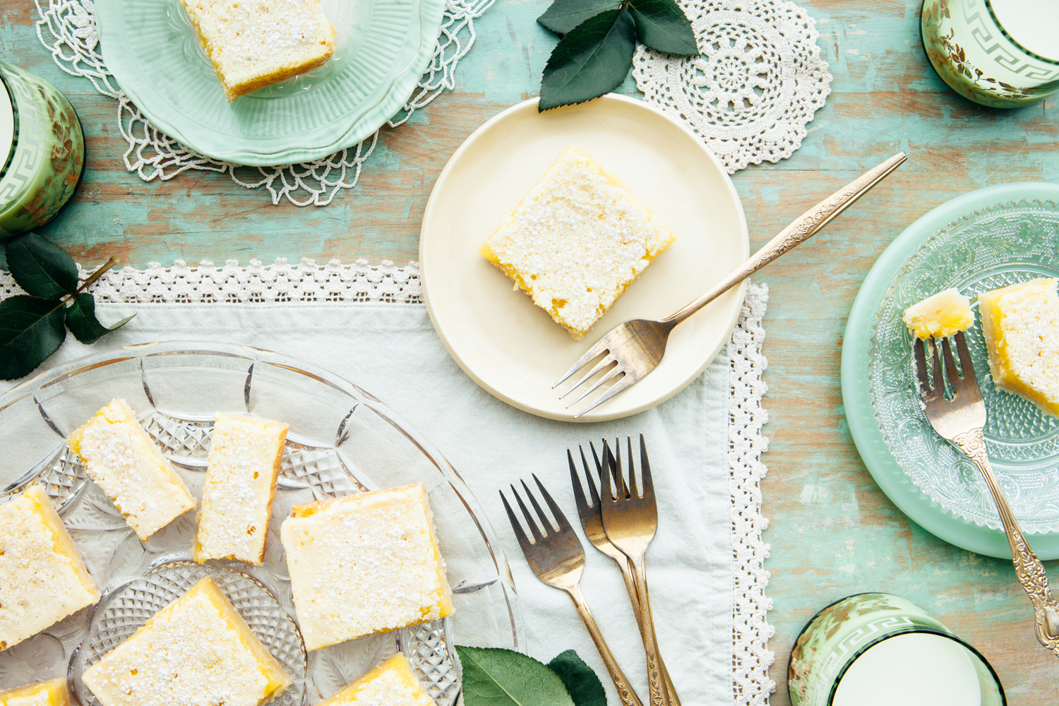 Joy The Baker's Classic Lemon Bars