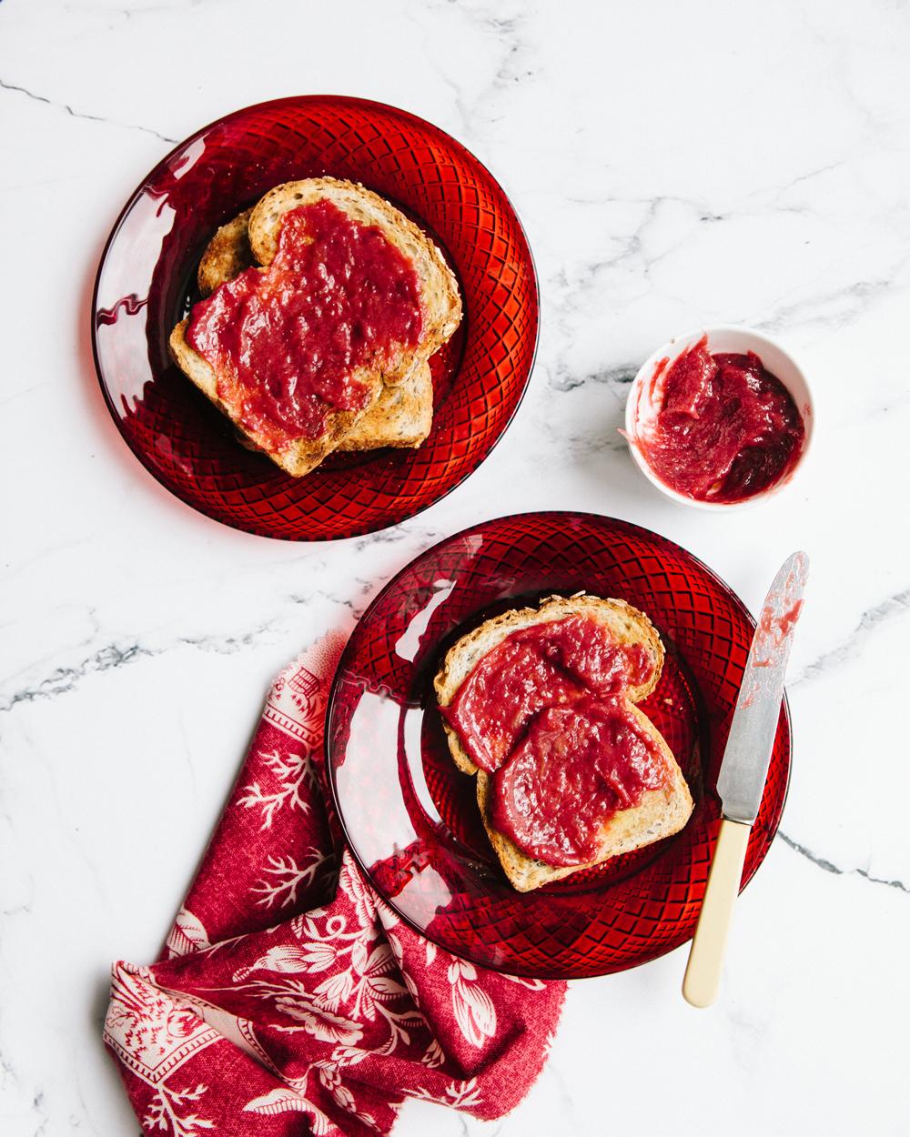 Small-batch Maple Rhubarb Jam With Cardamom-4.jpg