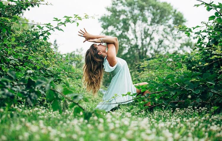 dreamlit yoga with crystal dawn