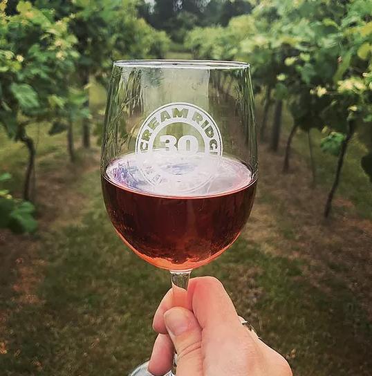 Cream Ridge Wines
