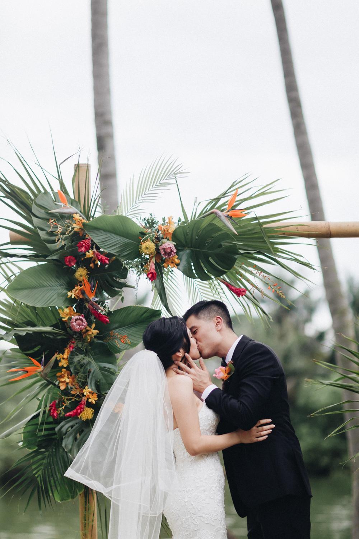 JASON + AI - Garden Wedding @ The Saujana Hotel, KL