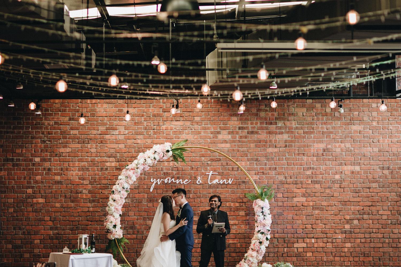 YVONNE & DAVE - Boutique Wedding at T6 Light Grey, Sungai Buloh