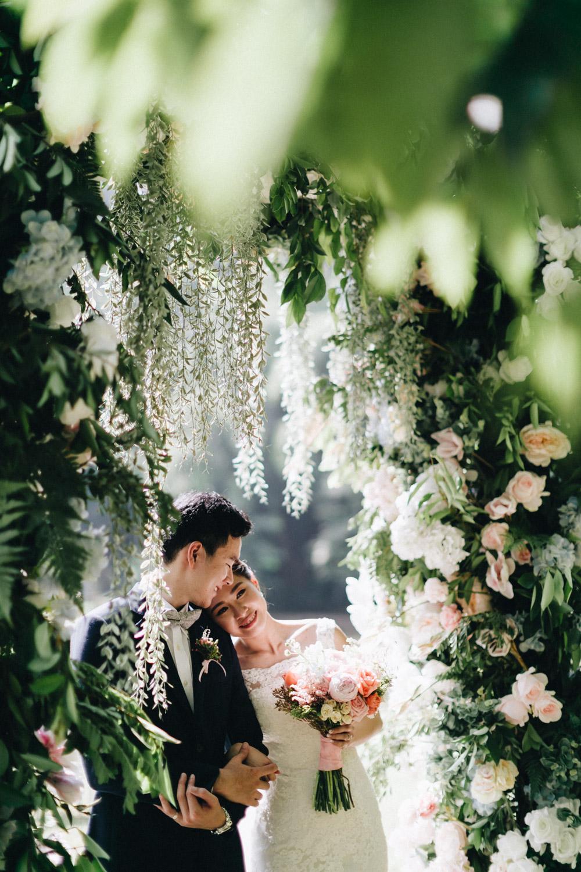 Colin + emilie - Garden Wedding @ Janda Baik, Tanarimba