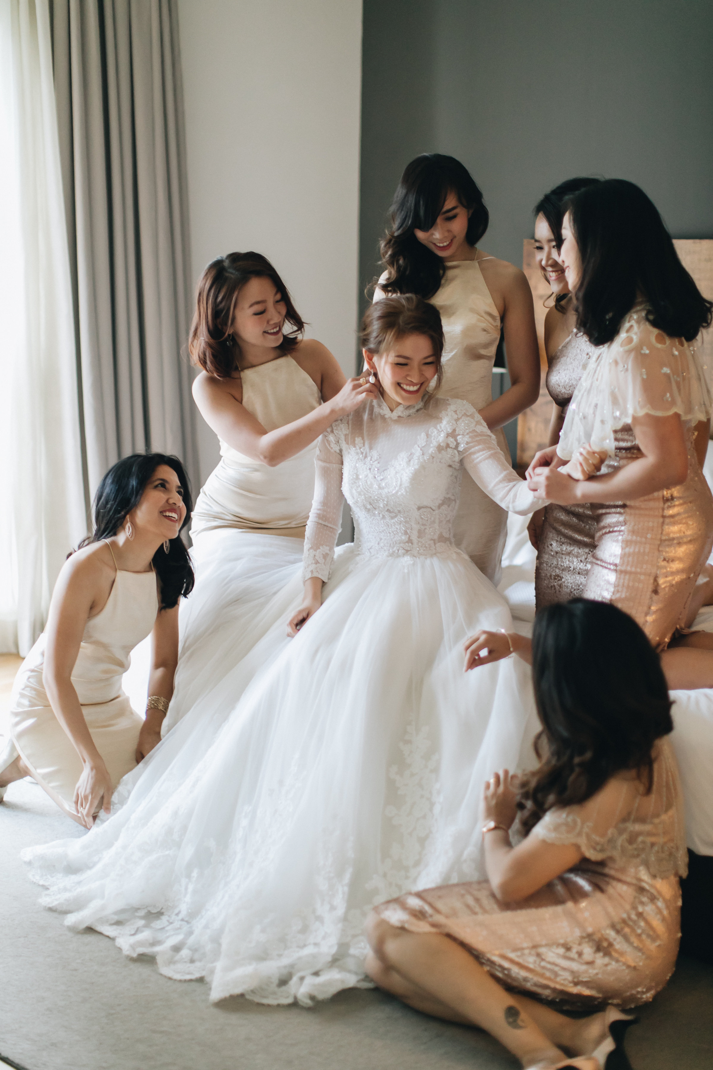 SOO ANN + LAWRENCE - Boutique Wedding at Neo Tamarind KL