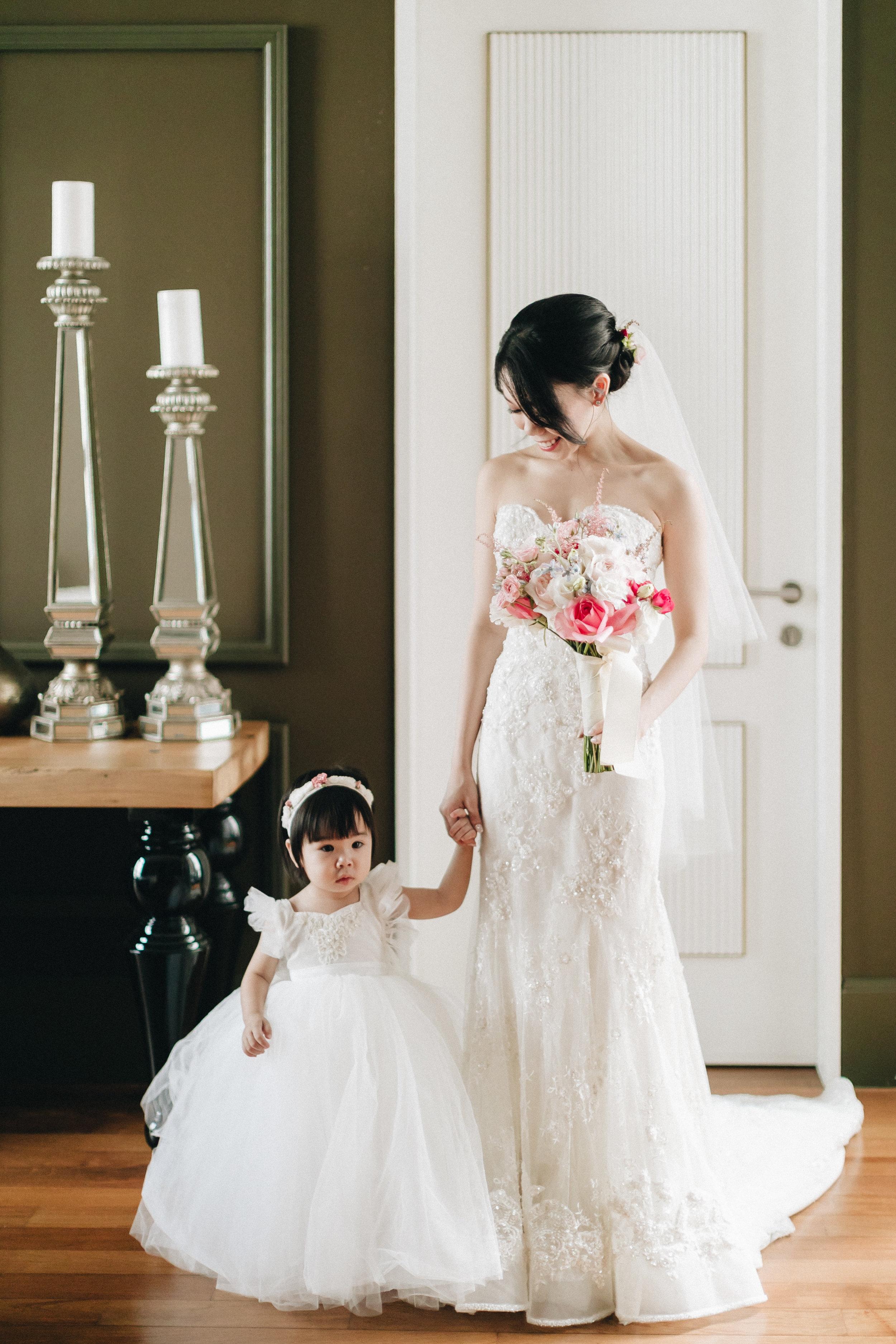 TZE LIN + JUN KHAI - Wedding @ Canteloupe, The Troika