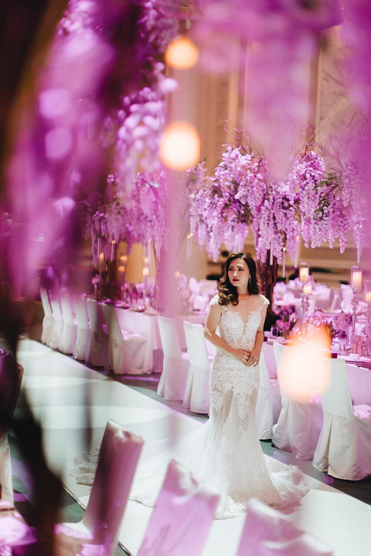 TOM & NINA - Grand Hotel Wedding at St. Regis Kuala Lumpur
