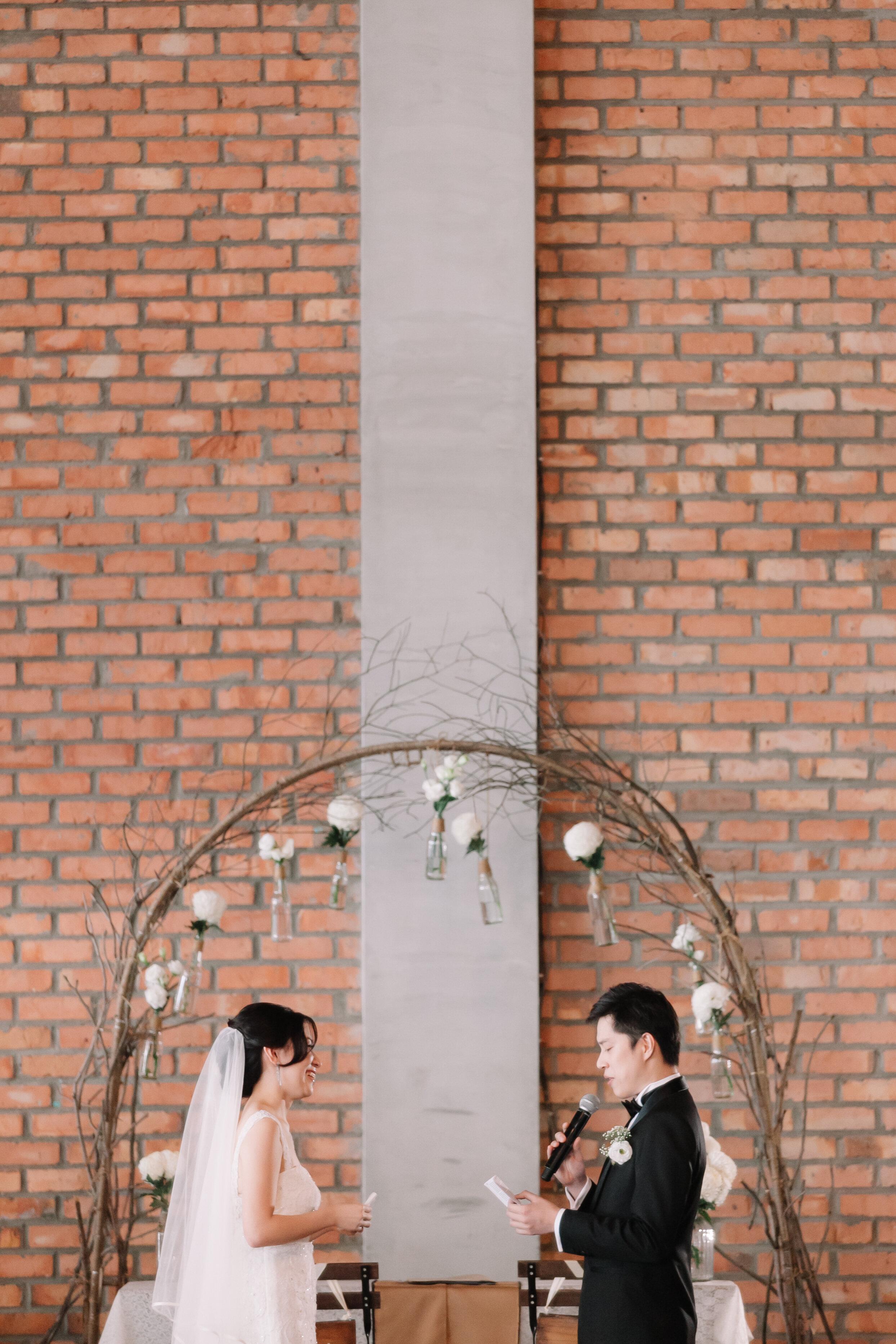 DANNY & CHARMAINE - Boutique Wedding at City Harvest Church KL
