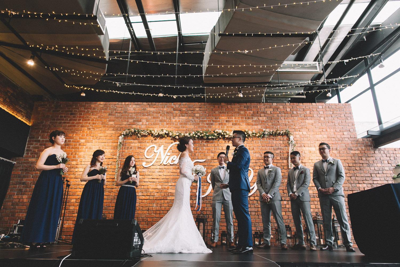 NICK & JIAYI - Boutique Wedding at T6 Light Grey Sungai Buloh
