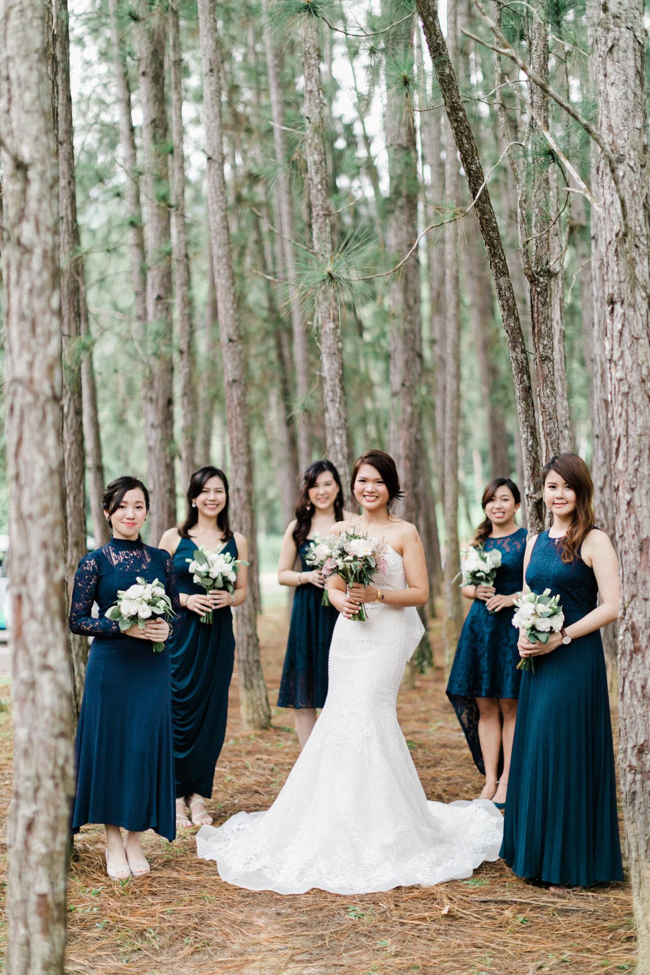 CHRIS & JANET - Garden Wedding at Tanarimba, Janda Baik