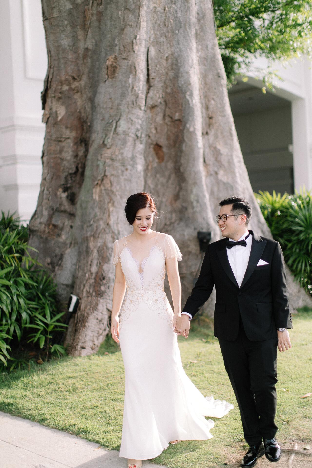 KEAN SHEEN & MAG - Hotel Grand Wedding at E & O Hotel Penang