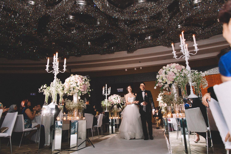 DANNY & CHARMAINE - Hotel Grand Wedding at Grand Hyatt Kuala Lumpur