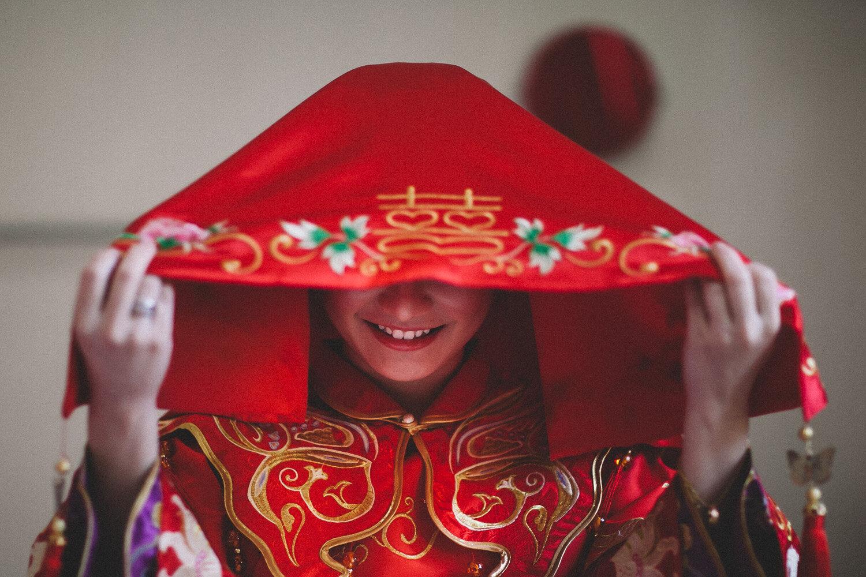 MJ & WEI LING - Chinese Wei Ling