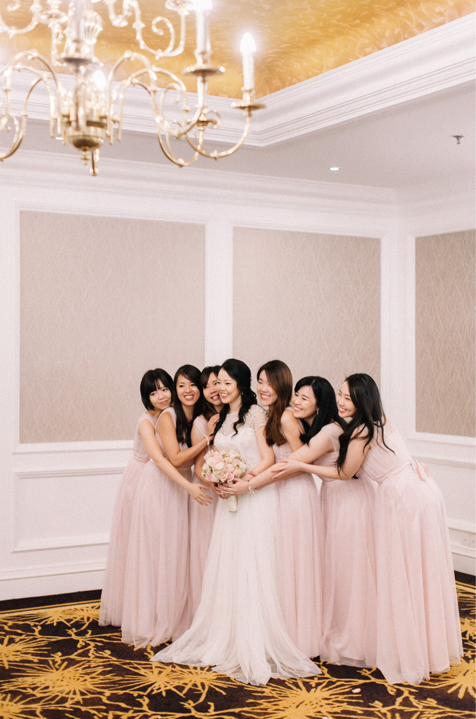 MASYVNN & YEE TENG - ROM Ceremony at The Ritz Carlton Kuala Lumpur