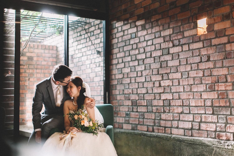 RONALD & EDNA - Church Wedding