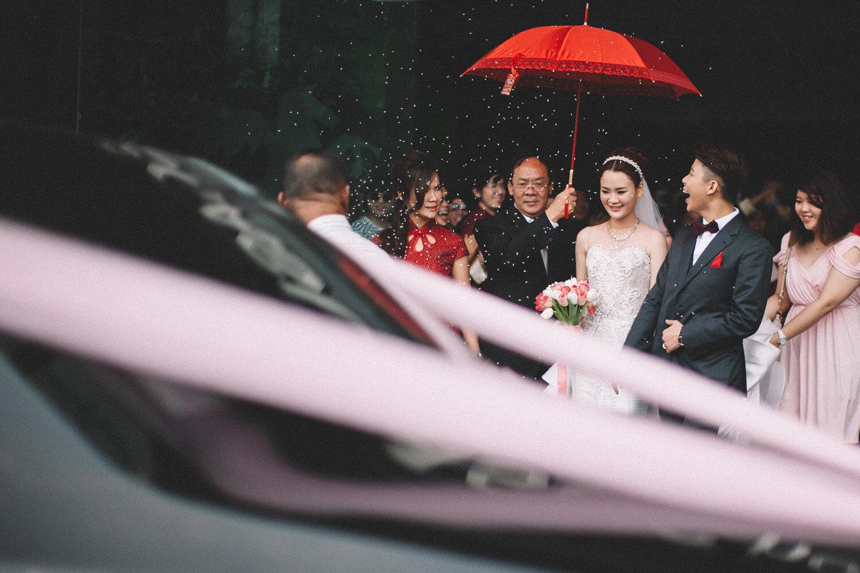 XIAN & AUDREY - Chinese Wedding