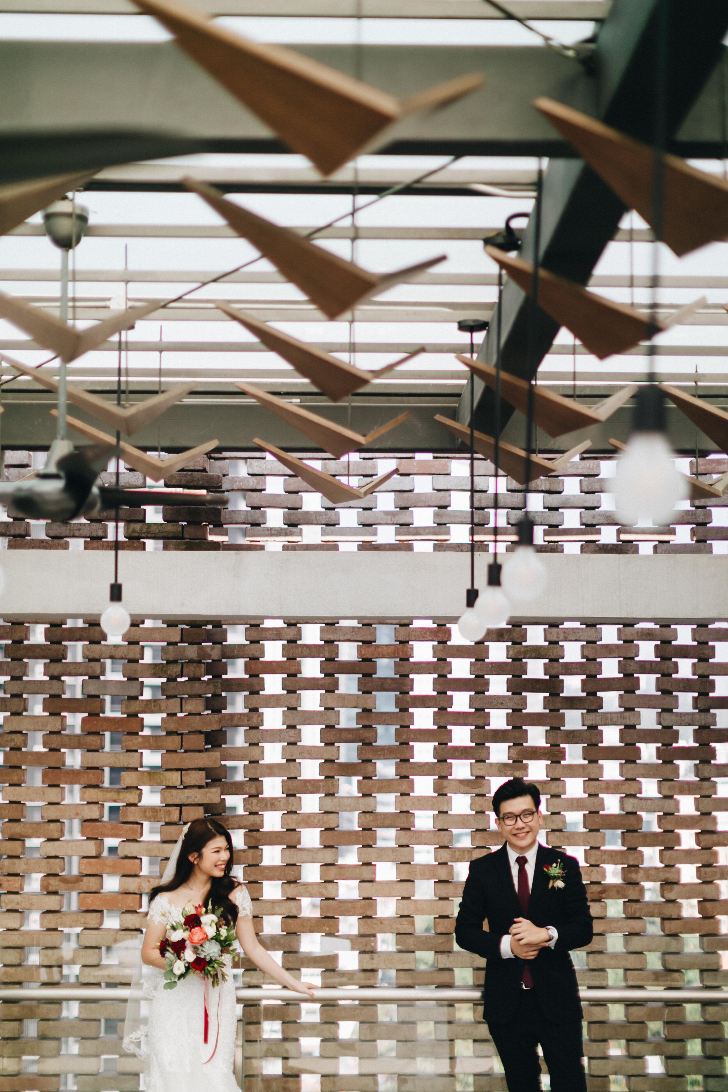 LUCAS & PENNY - Wedding Ceremony at Hotel Strips Kuala Lumpur
