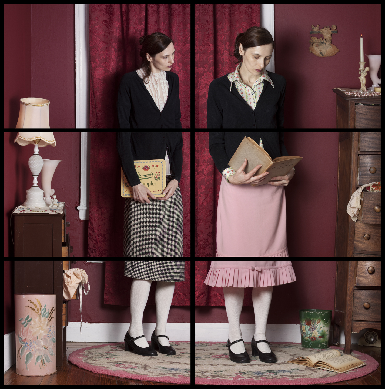 Cornelia Hediger , Doppelgänger 05.09.10 - Set 1