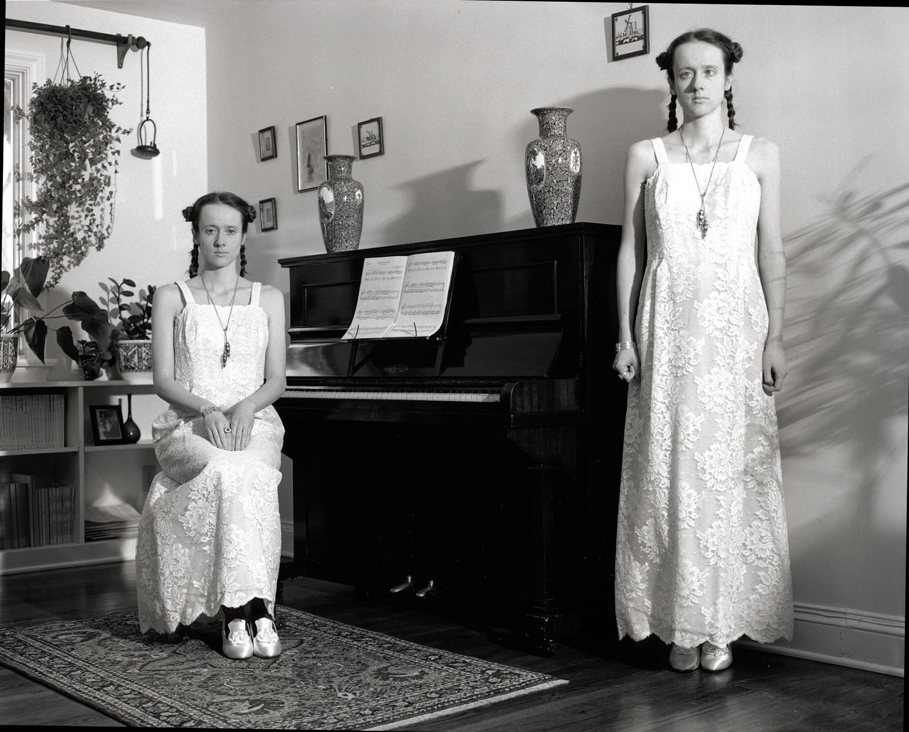 "Janieta Eyre  - ""The Hilton Sisters"""