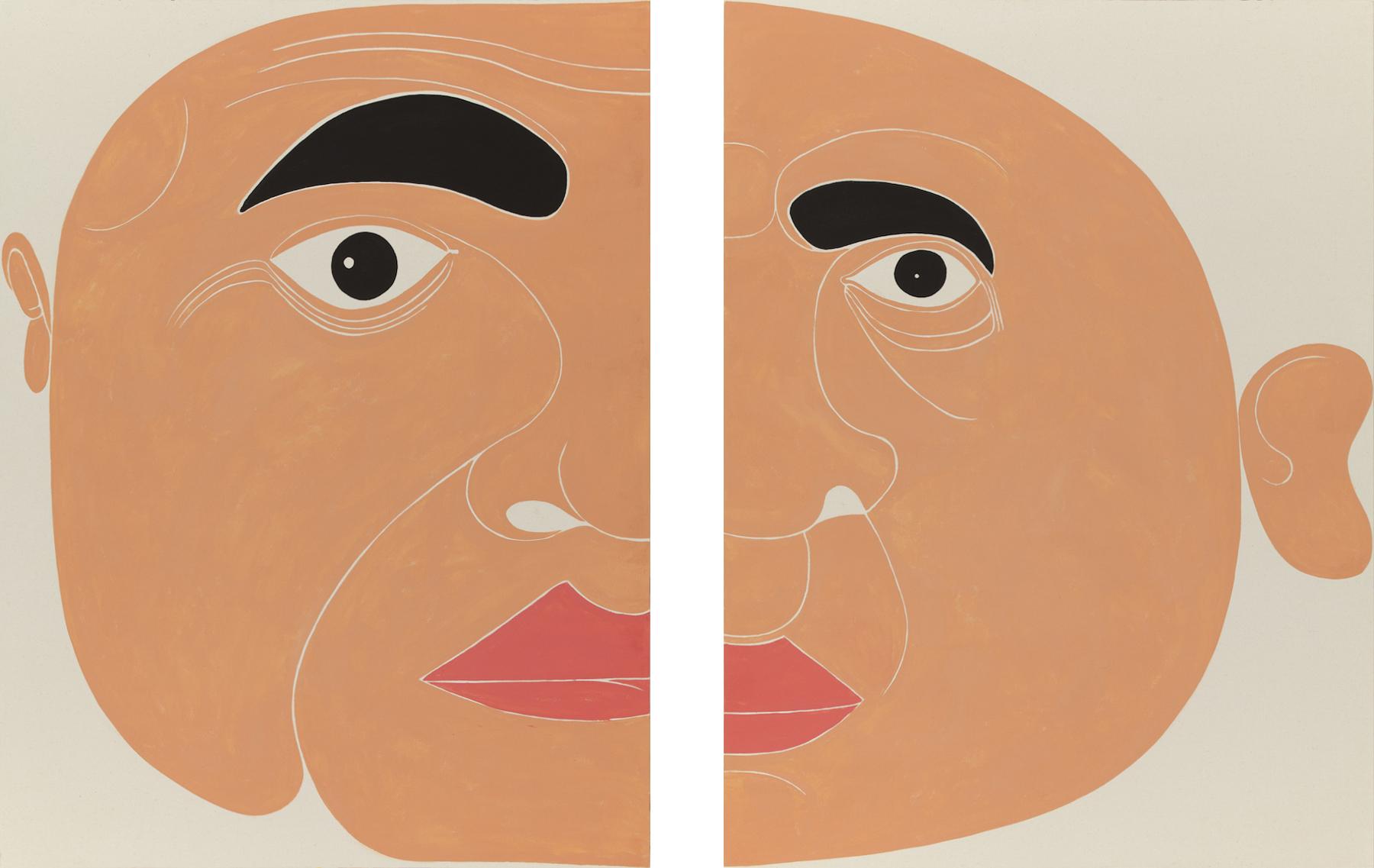 Giovanni Garcia-Fenech -  Self-Portrait, 2012