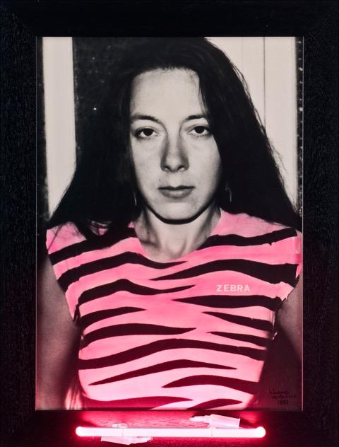 """Liliane Vertessen - """"Still I Feel the Thrill"""" - Courtesy Galerie Zwart Huis, Knokke (Belgium)"""
