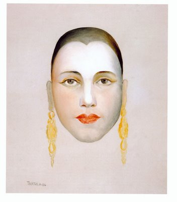 TARSILA DO AMARAL - SELF-PORTRAIT I, 1924.