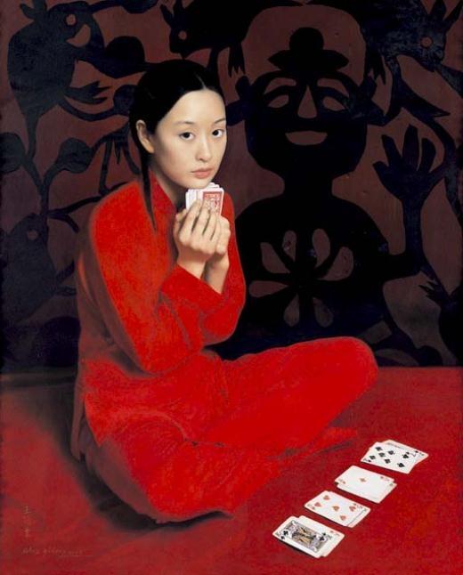 WANG YIDONG, 'Wishes',   2003