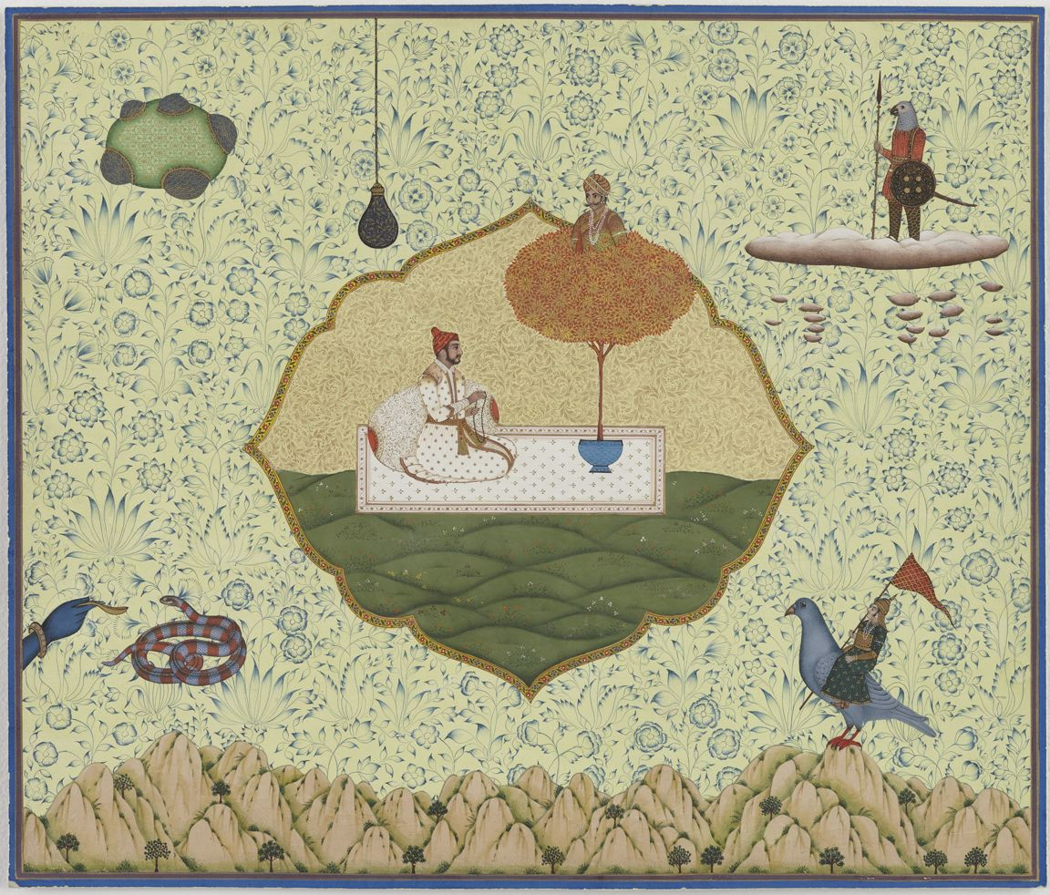 ALEXANDER GORLIZKI, 'Over the Hill and Far Away' , 2011