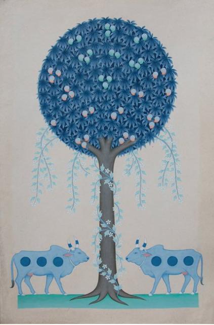 OLIVIA FRASER, 'Krishna III'