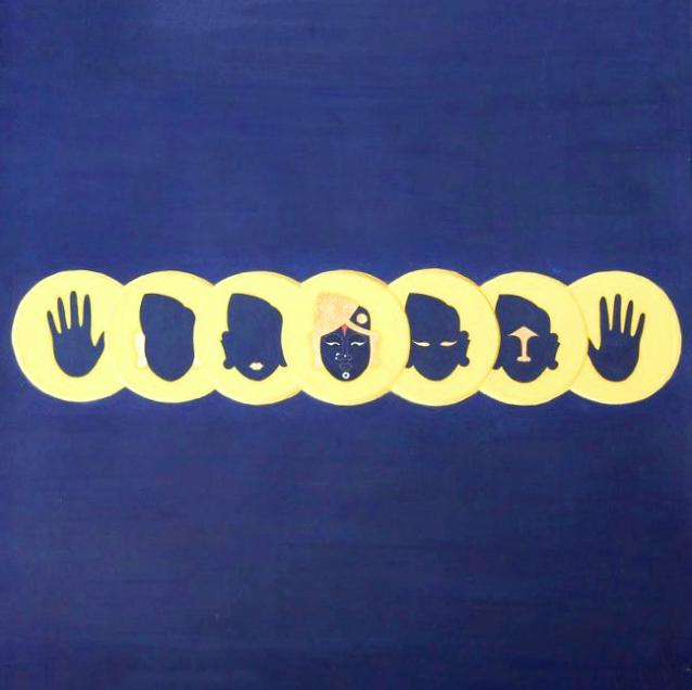 OLIVIA FRASER, 'I see him now' ,  2011
