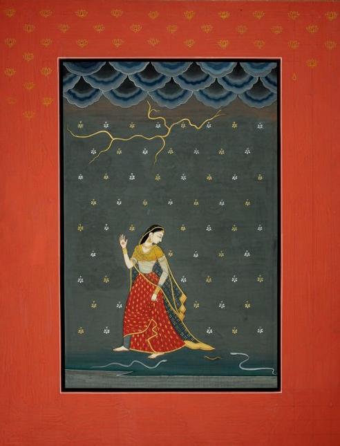 OLIVIA FRASER, 'Ragamala II'