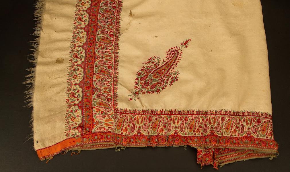 Shawl of Maharani Jindah