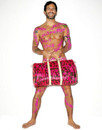Marc Jacobs for Harper's Bazaar