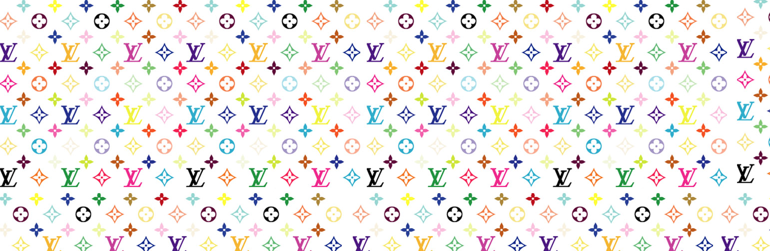 Monogram Multicolore by Takashi Murakami for Louis Vuitton, 2003.