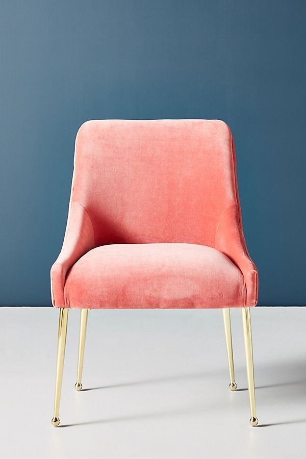 Coral Chair by Anthropologie - ©Anthropologie