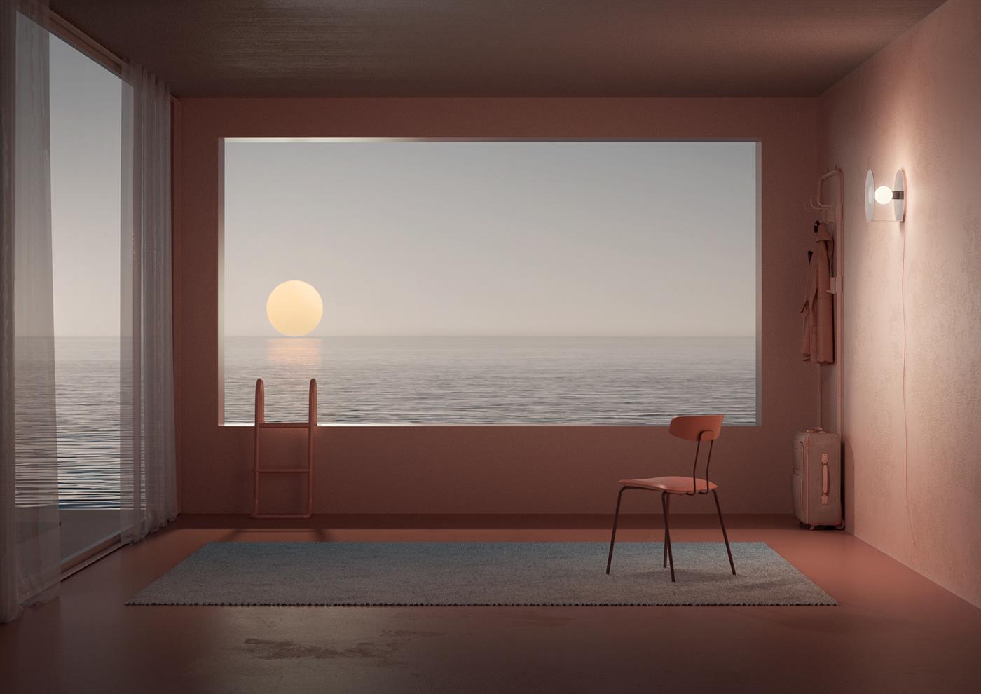 ATELIER AVEUS    Art Direction by Six N. Five, 3D Design by John Garcia Pons