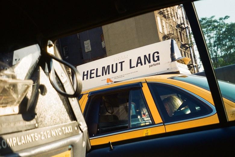 Photo by IAIN R. WEBB, 2000   ©HELMUT LANG